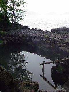 秘湯…丸駒温泉